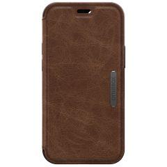 OtterBox Étui de téléphone Strada iPhone 12 Mini - Brun