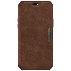 OtterBox Étui de téléphone Strada iPhone 12 (Pro) - Brun