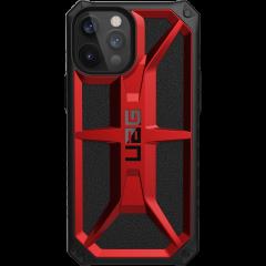 UAG Coque Monarch iPhone 12 Pro Max - Rouge