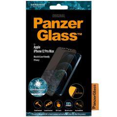 PanzerGlass Protection d'écran Privacy Case Friendly iPhone 12 Pro Max