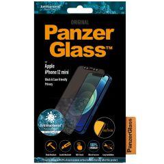 PanzerGlass Protection d'écran Privacy Case Friendly iPhone 12 Mini