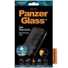 PanzerGlass Protection d'écran Privacy Case Friendly iPhone 12 (Pro)