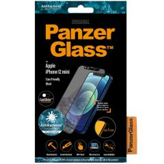 PanzerGlass Protection d'écran CamSlider™ iPhone 12 Mini