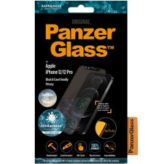 PanzerGlass Protection d'écran CamSlider™ Privacy iPhone 12 (Pro)