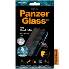 PanzerGlass Protection d'écran CamSlider™ Privacy iPhone 12 Pro Max