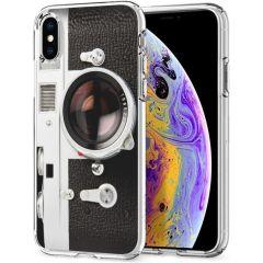 iMoshion Coque Design iPhone Xs / X - Classic Camera