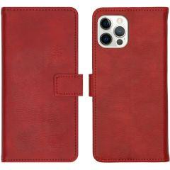 iMoshion Étui de téléphone portefeuille Luxe iPhone 12 (Pro)