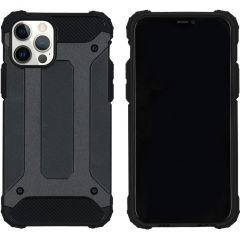 iMoshion Coque Rugged Xtreme iPhone 12 (Pro) - Noir