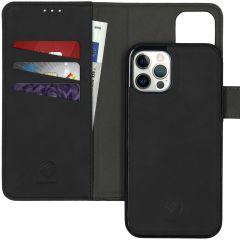 iMoshion Etui de téléphone 2-en-1 amovible iPhone 12 (Pro) - Noir