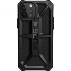 UAG Coque Monarch iPhone 12 (Pro) - Noir