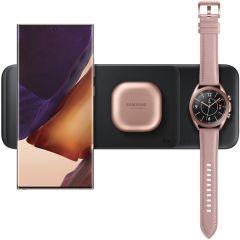 Samsung Chargeur sans fil Trio Samsung / Galaxy Watch / Galaxy Buds
