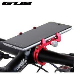 GUB Support de téléphone veló G86 - Rouge