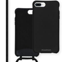 iMoshion Coque de couleur avec cordon amovible iPhone 8/7/6s Plus