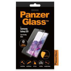PanzerGlass Protection d'écran Case Friendly Samsung Galaxy S20