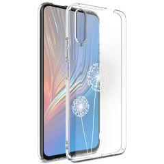 iMoshion Coque Design Huawei P Smart Pro / Y9s - Pissenlit - Blanc