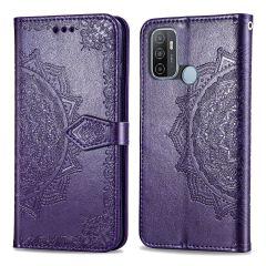 iMoshion Etui de téléphone portefeuille Mandala Oppo A53 / Oppo A53s