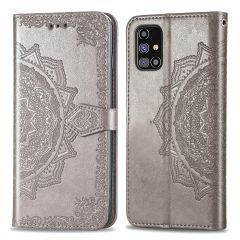 iMoshion Etui de téléphone portefeuille Mandala Samsung Galaxy M31s