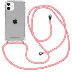 iMoshion Coque avec cordon iPhone 12 Mini - Rose