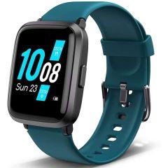 Lintelek Smartwatch Fitness Armband 205U - Bleu