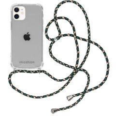 iMoshion Coque avec cordon iPhone 12 Mini - Vert