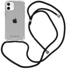 iMoshion Coque avec cordon iPhone 12 Mini - Noir