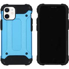 iMoshion Coque Rugged Xtreme iPhone 12 Mini - Bleu clair