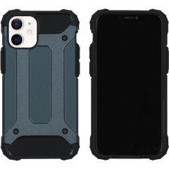iMoshion Coque Rugged Xtreme iPhone 12 Mini - Bleu foncé