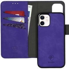 iMoshion Etui de téléphone 2-en-1 amovible iPhone 12 Mini - Lila