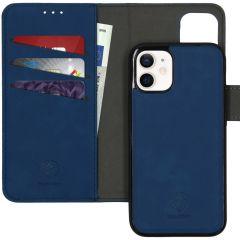 iMoshion Etui de téléphone 2-en-1 amovible iPhone 12 Mini - Bleu
