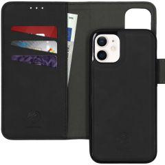 iMoshion Etui de téléphone 2-en-1 amovible iPhone 12 Mini - Noir