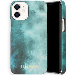 Selencia Coque Maya Fashion iPhone 12 Mini - Air Blue