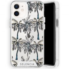 Selencia Coque très protectrice Zarya Fashion iPhone 12 Mini