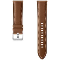Samsung Bracelet Cuir Watch 46/ Gear S3 Frontier /Classic/Watch 3 45