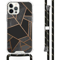 iMoshion Coque Design avec cordon iPhone 12 Pro Max