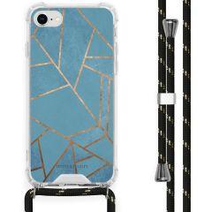 iMoshion Coque Design avec cordon iPhone SE (2020) / 8 / 7