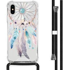 iMoshion Coque Design avec cordon iPhone X / Xs - Attrape-rêves