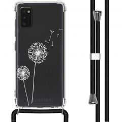 iMoshion Coque Design avec cordon Samsung Galaxy A41 - Pissenlit