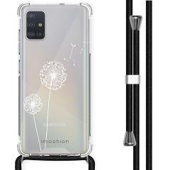 iMoshion Coque Design avec cordon Samsung Galaxy A51 - Pissenlit