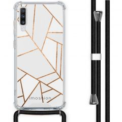 iMoshion Coque Design avec cordon Samsung Galaxy A70
