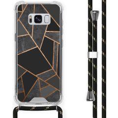 iMoshion Coque Design avec cordon Samsung Galaxy S8 - Cuive graphique