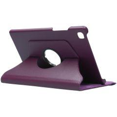 iMoshion Étui de tablette rotatif à 360° Galaxy Tab A7 - Violet
