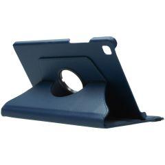 iMoshion Étui de tablette rotatif à 360° Samsung Galaxy Tab A7 - Bleu