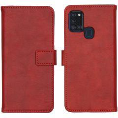 iMoshion Étui de téléphone portefeuille Luxe Samsung Galaxy A21s
