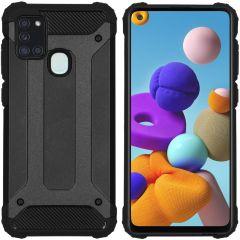 iMoshion Coque Rugged Xtreme Samsung Galaxy A21s - Noir