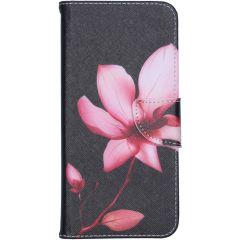 Coque silicone design Samsung Galaxy A21s - Flowers