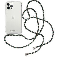 iMoshion Coque avec cordon iPhone 12 Pro Max - Vert