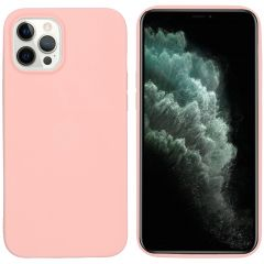 iMoshion Coque Color iPhone 12 Pro Max - Rose