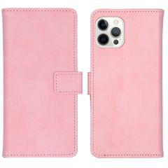 iMoshion Étui de téléphone portefeuille Luxe iPhone 12 Pro Max