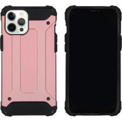 iMoshion Coque Rugged Xtreme iPhone 12 Pro Max - Rose Champagne