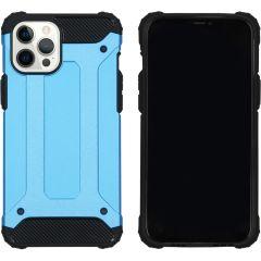 iMoshion Coque Rugged Xtreme iPhone 12 Pro Max - Bleu clair